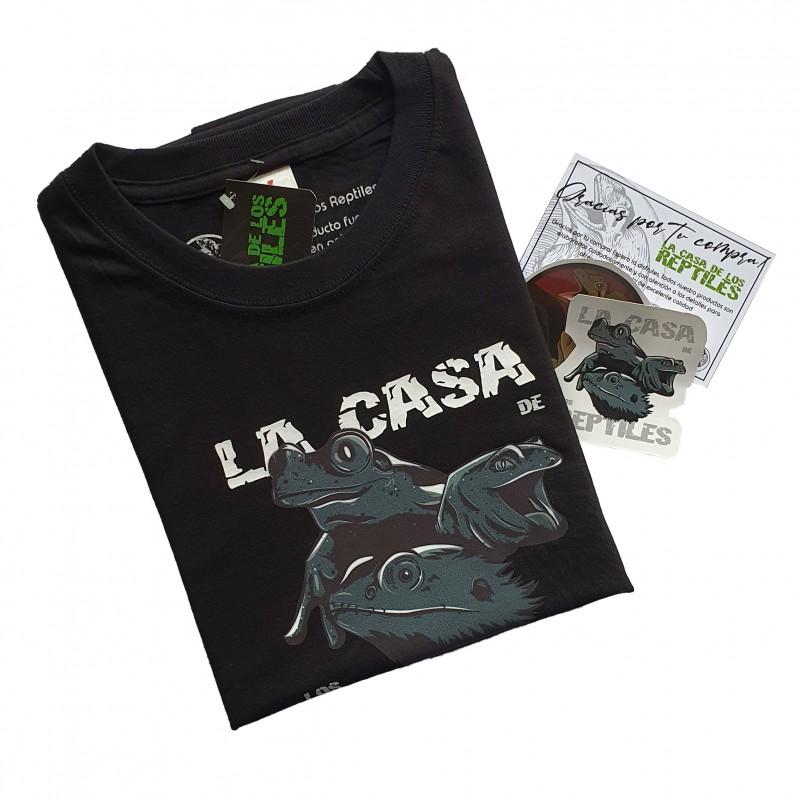 Playera Caballero / Reptiles